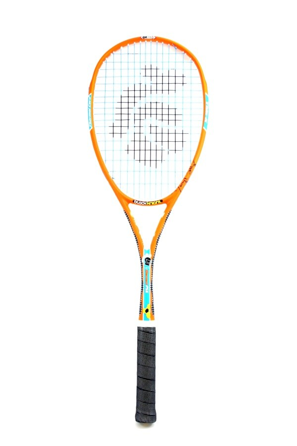 Black Knight Ion Element PSX Daryl Selby Squash Racket