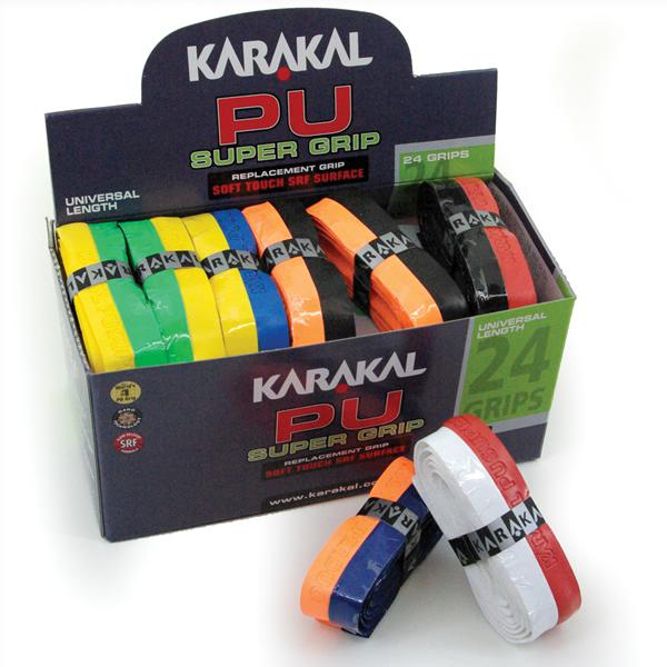 Karakal PU Super Grips x 24 Duo Box