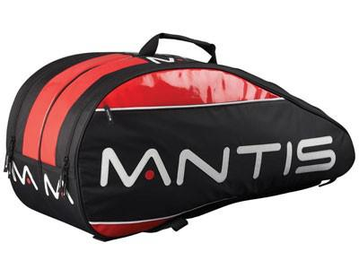 Mantis 6 Racket Thermo Bag- Black/Red