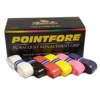 Pointfore PU Racket Grips x 24
