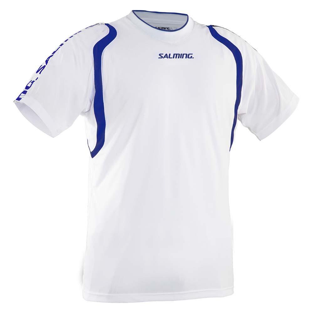 1d147ff5bac Salming Rex Jersey - White Royal - Just Squash