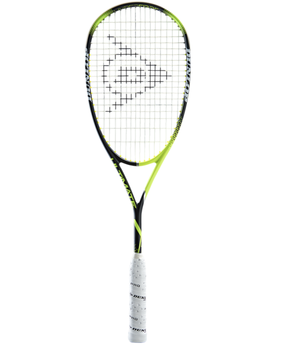 cb7c2039afc690 Dunlop Precision Ultimate Squash Racket (2018/19) - Just Squash