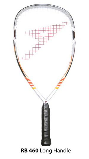 Pointfore RB 460 Racquetball Racket (Long Handle)