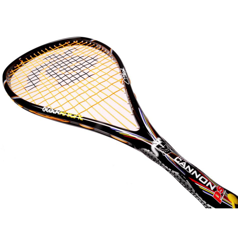 Black Knight Ion Cannon PS Castagnet Squash Racket - Just Squash