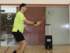 Hit Trainer Squash Ball Machine