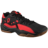 Prince NFS Indoor II Squash Shoes - Black/Red